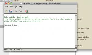 Python GTK